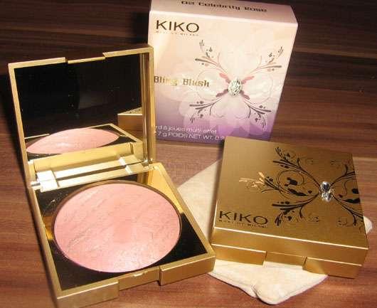 KIKO Make up Milano Bling Blush, Farbe: 02 Celebrity Rose