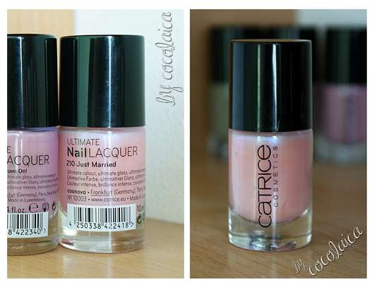 Catrice Ultimate Nail Lacquer, Farbe: 210 Just Married