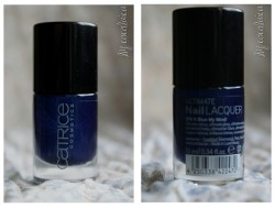 Produktbild zu Catrice Ultimate Nail Lacquer – Farbe: 270 It Blue My Mind!
