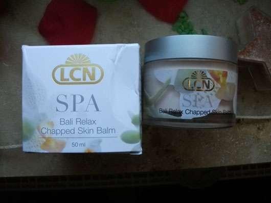 LCN SPA Bali Relax Chapped Skin Balm