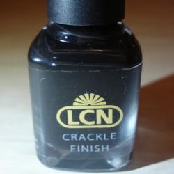 Produktbild zu LCN Crackle Finish – Farbe: Schwarz