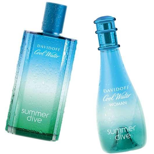 "Davidoff Cool Water & Davidoff Cool Water Woman ""Summer Dive 2011"""