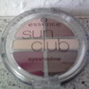 essence sun club eyeshadow, Farbe: 02 fiji feeling