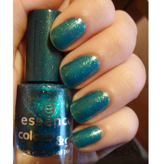 essence colour & go nail polish, Farbe: 38 choose me!