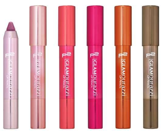 p2 cosmetics Neuheiten für die Lippen