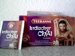 Produktbild zu Teekanne Indischer Chai Classic