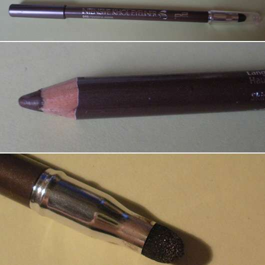 p2 intensive khol eyeliner, Farbe: 040 powerful kenya