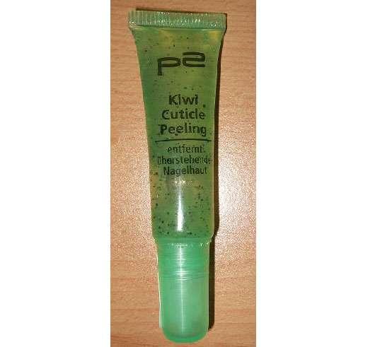 p2 Kiwi Cuticle Peeling