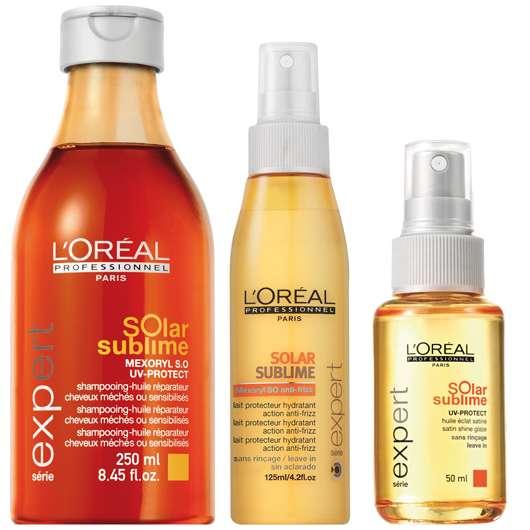 L'Oréal Professionnel série expert solar sublime