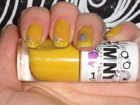 MNY Nagellack, Farbe: 749 (Gelb)