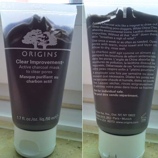 origins clear improvement how to use