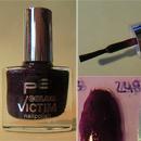 p2 color victim nail polish, Farbe: 248 rich