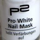 p2 Pro White Nail Mask