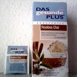 Produktbild zu  Rooibos Chai Kräutertee