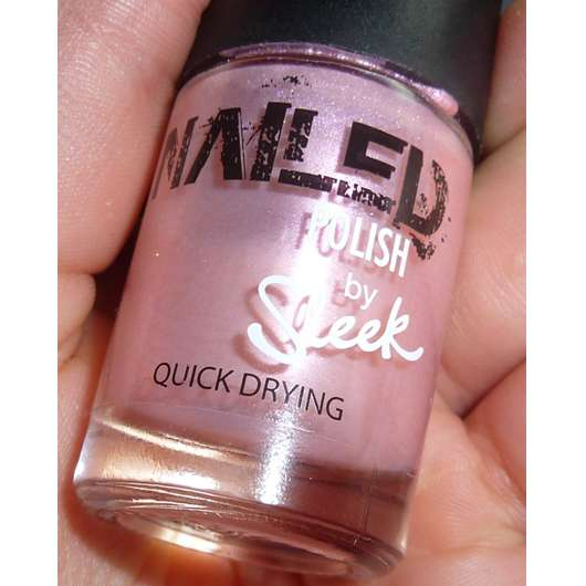 Nailed Polish by Sleek, Farbe: Cotton Candy 25