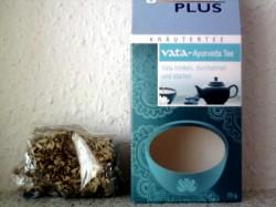 Produktbild zu  Kräutertee Vata-Ayurveda Tee