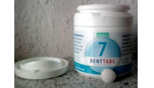 DENTTABS Zahnputz-Tabletten minzfrisch