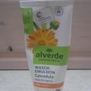 alverde Wasch-Emulsion Calendula (für jede Haut)