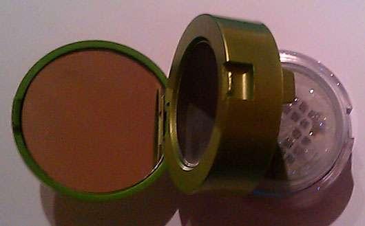 """alverde Shiny Duo Lidschatten, Farbe: 321 Black Diamond (""""My Perfect Day"""" LE)"""