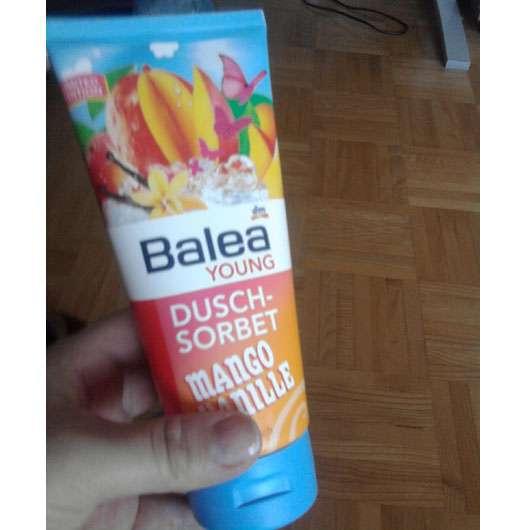 Balea Young Duschsorbet Mango & Vanille