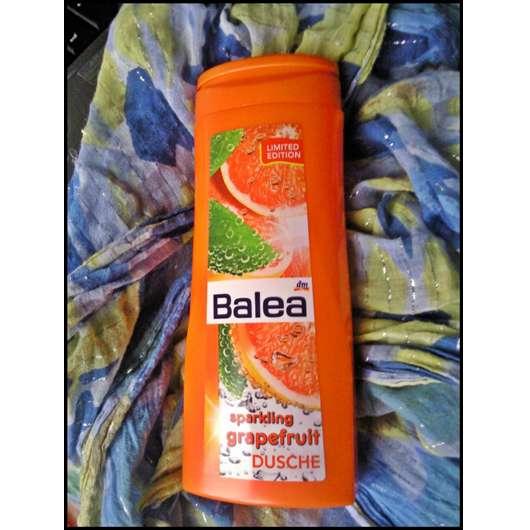 Balea Sparkling Grapefruit Dusche (Limited Edition)