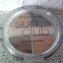 essence sun club eyeshadow, Farbe: 04 Bali Fever