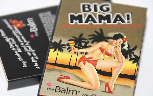 theBalm Big Mama! – Blush und Eyeshadow
