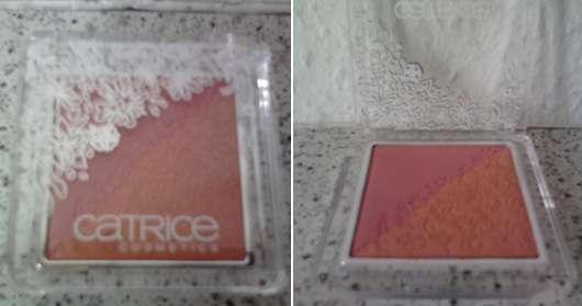 Catrice Floralista Duo Blush, Farbe: C01 As Lively As Ever (LE)