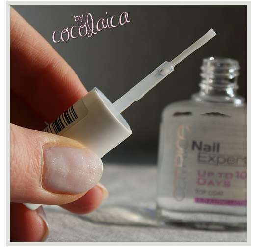 "Catrice Nail Expert ""Up To 10 Days"" Top Coat"