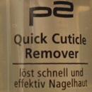 p2 Quick Cuticle Remover