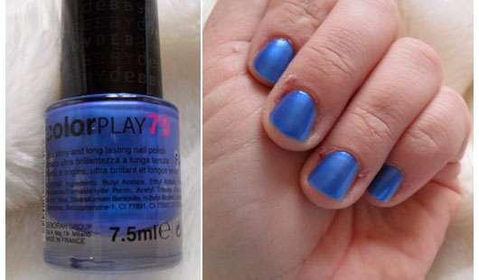 debby colorplay nail polish, Farbnr.: 79