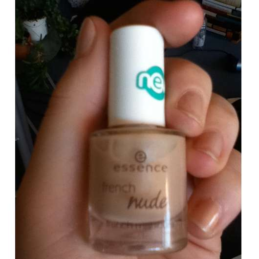 essence french nude nail polish, Farbe: 05 simple nude