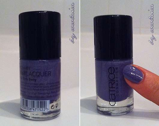 Catrice Ultimate Nail Lacquer, Farbe: 420 Dirt Berry