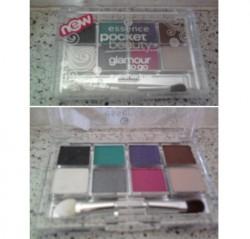Produktbild zu essence pocket beauty glamour to go eyeshadow
