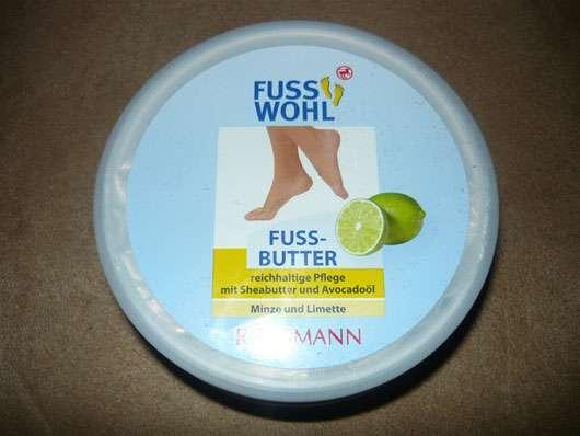 FussWohl Fussbutter