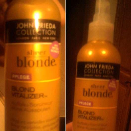 John Frieda Collection Sheer Blonde Aufbau-Sprühkur