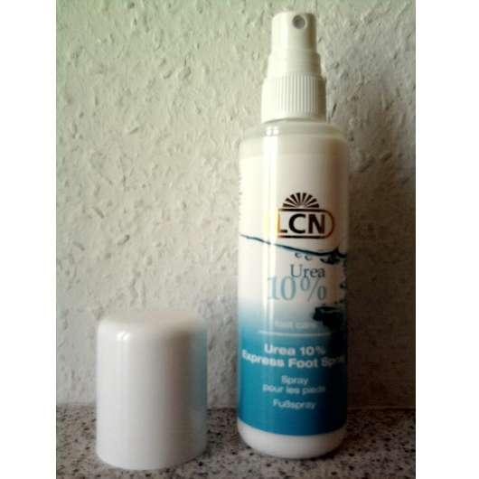 LCN Urea 10% Express Foot Spray