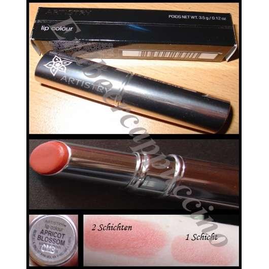Artistry Lippenstift, Farbe: Apricot Blossom