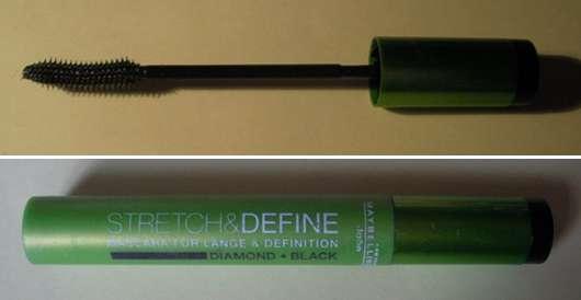 Maybelline Strech & Define Mascara, Farbe: Schwarz