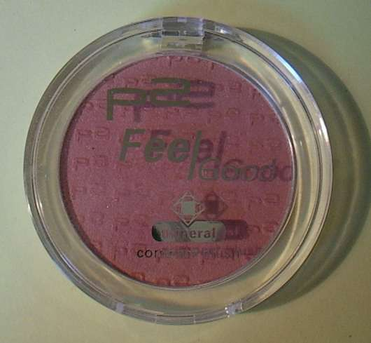 p2 feel good mineral compact blush, Farbe: 020 sweet rose