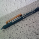 essence sun club waterproof eyeliner, Farbe: 03 blue lagoon