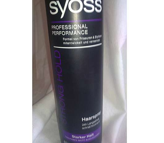 """Syoss Haarspray """"Strong Hold"""""""