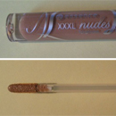 essence XXXL nudes lipgloss, Farbe: 04 toffee forever