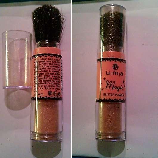 u.m.a. Magic Glitter Powder