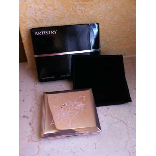 Artistry eye compact, Farbe: refresh