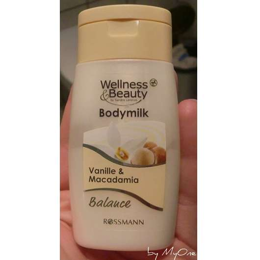 Wellness & Beauty Bodymilk Vanille & Macadamia