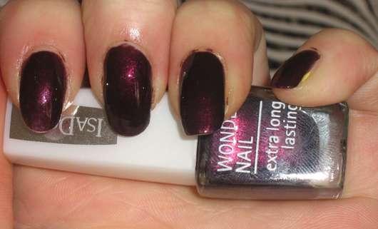 IsaDora Wonder Nail Nagellack, Farbe: Mulberry Wine