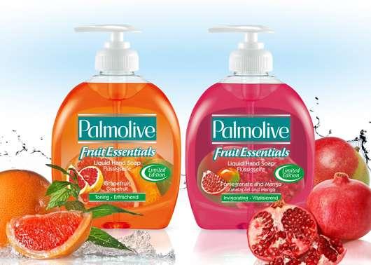 Palmolive Fruit Essentials Flüssigseifen