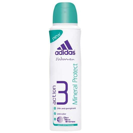 adidas Anti-Transpirant Deodorant MINERAL PROTECT für Frauen – Pinkmelon