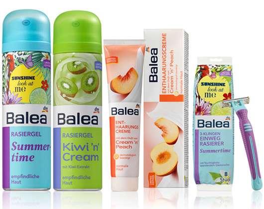 Szőrmentén  ) - új Balea termékcsalád a dm-ben - Lolly Makeup Beauty ... 4941052ace